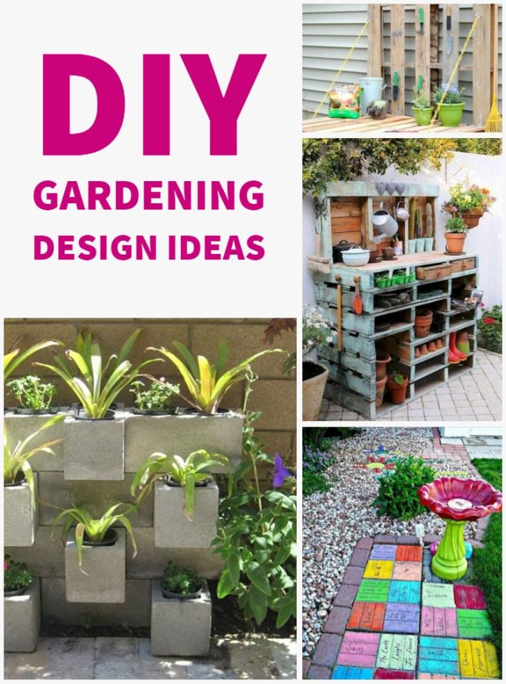 DIY Gardening Design
