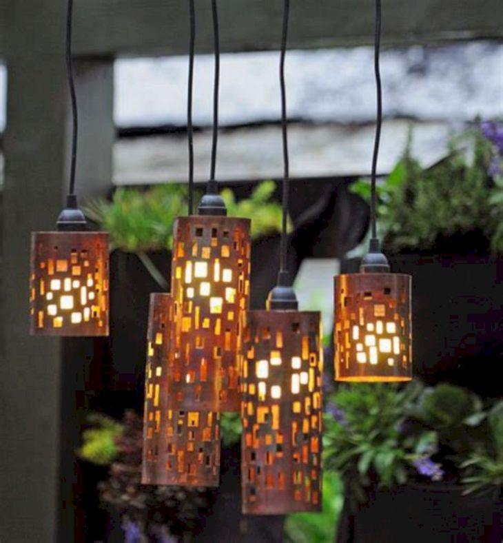28 Best Diy Outdoor Lighting Design For Home Outdoor Ideas Decoredo