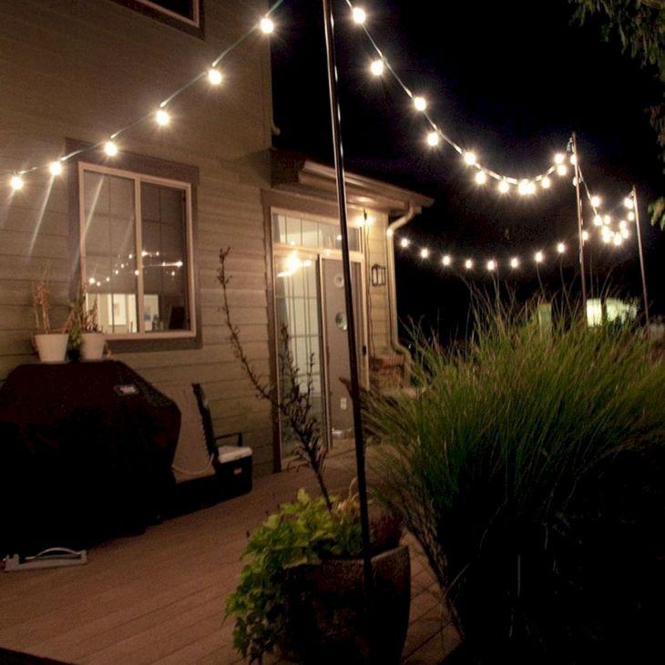 DIY Outdoor Lighting Ideas 11