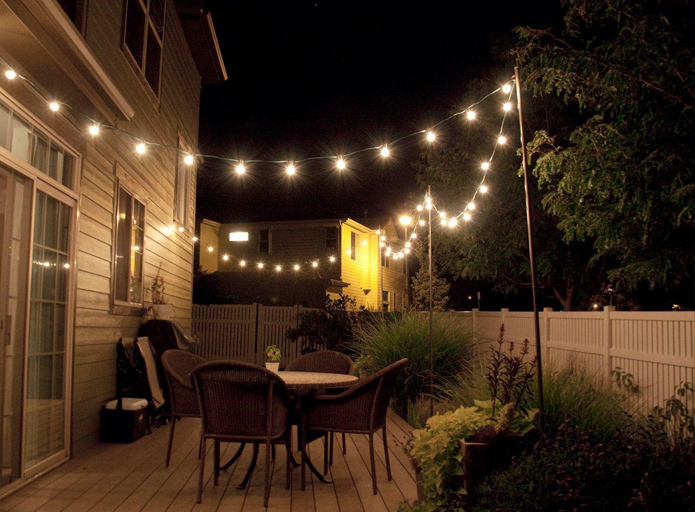 DIY Outdoor Lighting Ideas 13
