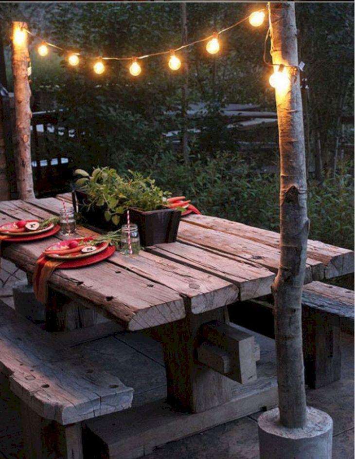 DIY Outdoor Lighting Ideas 27