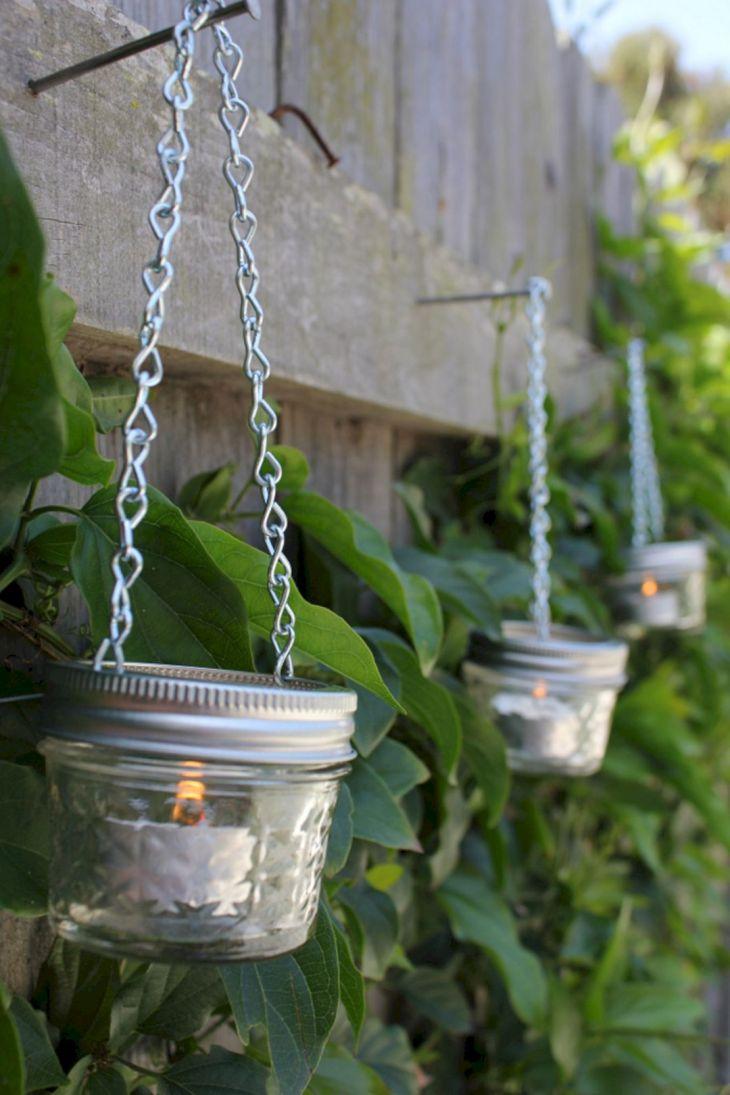 DIY Outdoor Lighting Ideas 6
