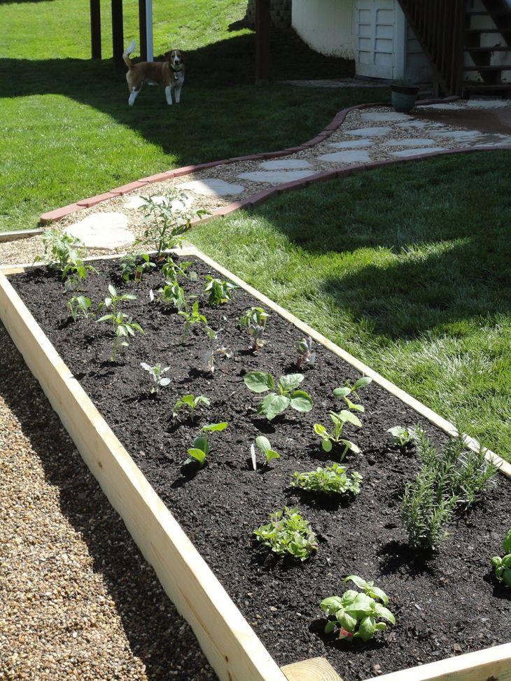 DIY Raised Garden Beds 24