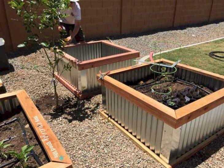 DIY Raised Garden Beds 25