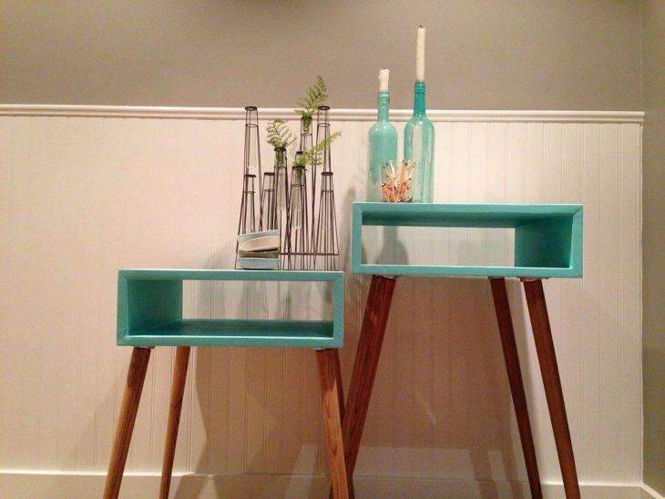 DIY Side Table Ideas 1011