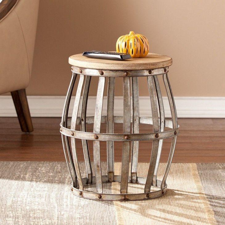 DIY Side Table Ideas 1012