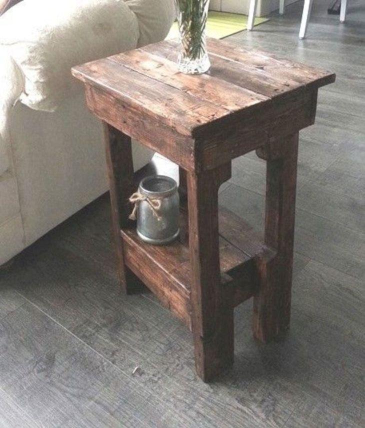 DIY Side Table Ideas 1015