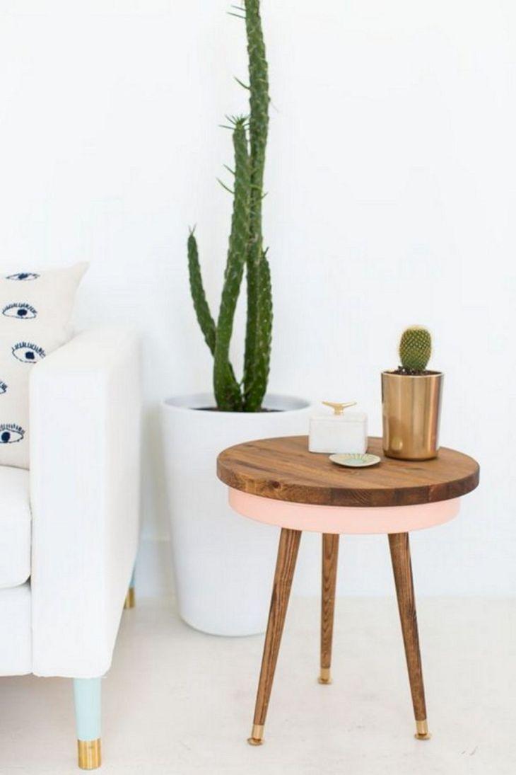 DIY Side Table Ideas 1029