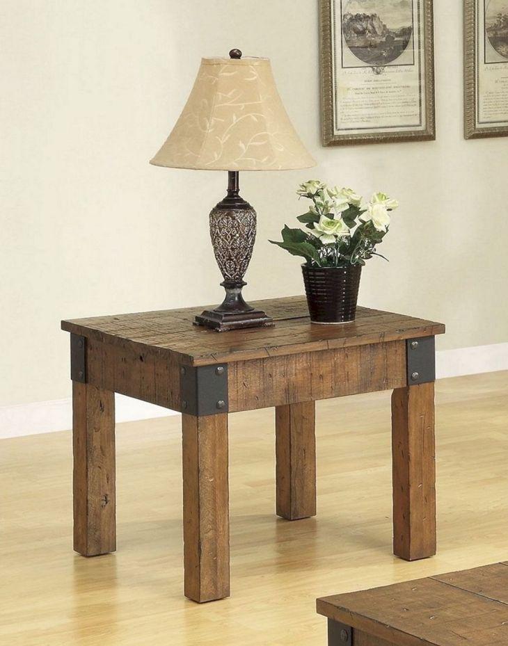 DIY Side Table Ideas 108
