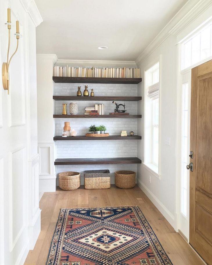 Home Entrance Shelves 1024