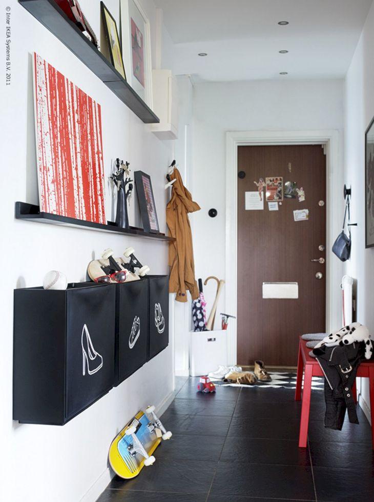 Home Entrance Shelves 104