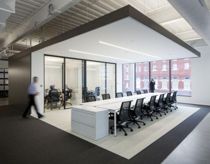 Home Office Interior Design 112