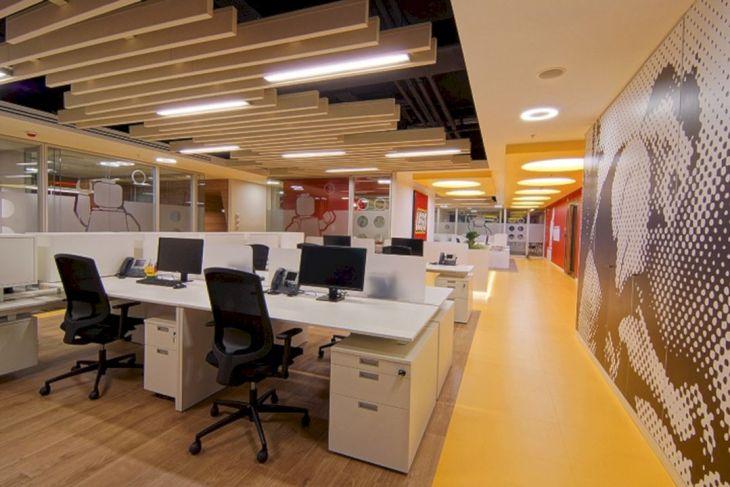 Home Office Interior Design 115