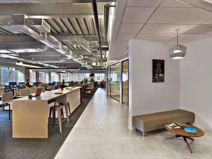 Home Office Interior Design 124