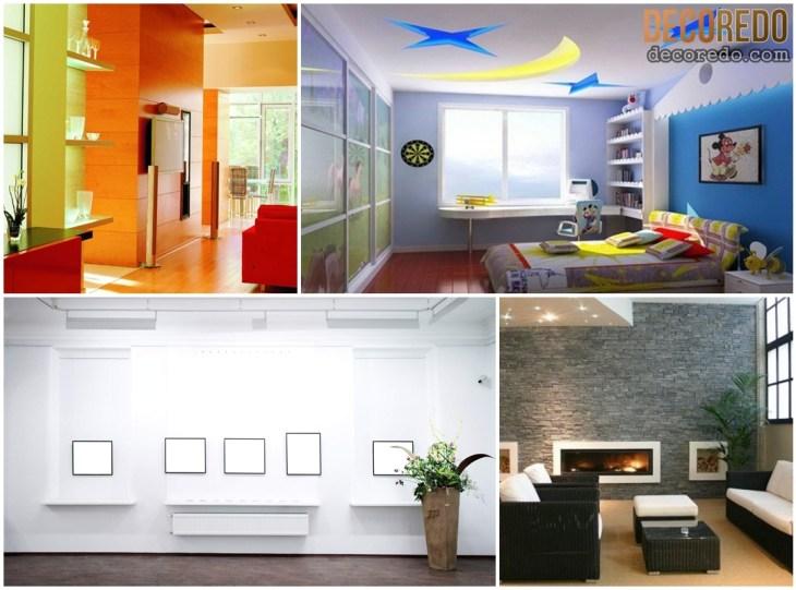 Home Wall Interior Design Ideas