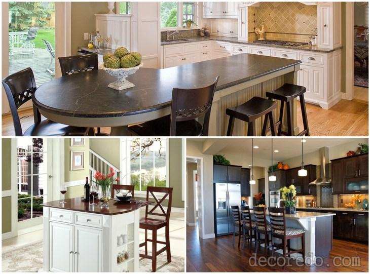 Kitchen Islands Design Ideas