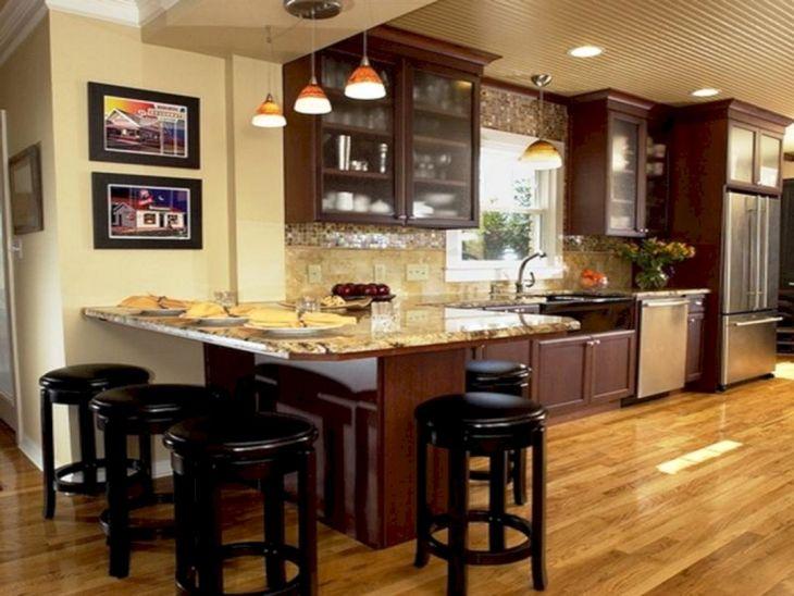 Kitchen Islands with Breakfast Bar 41