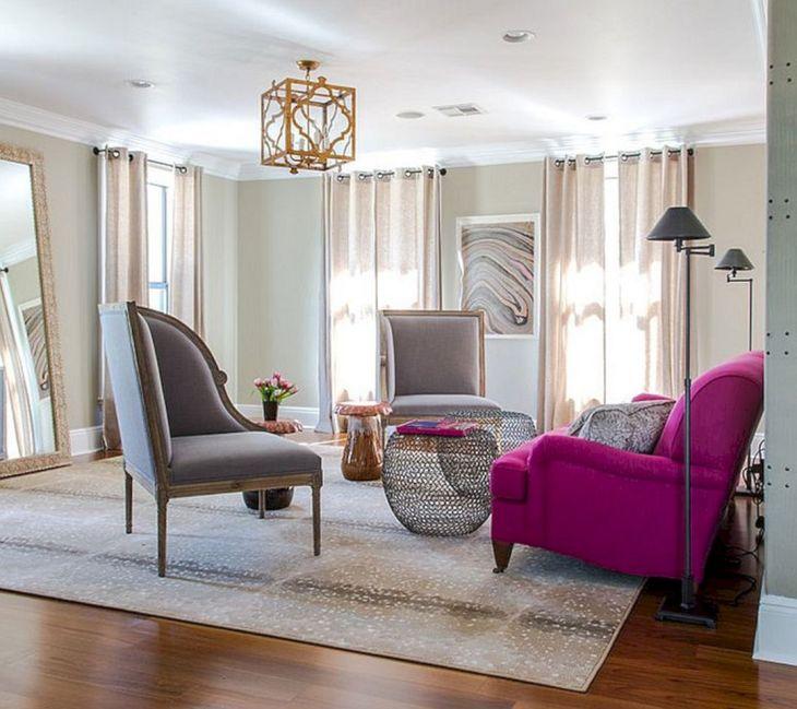 Living Room Colorful Sofa 10