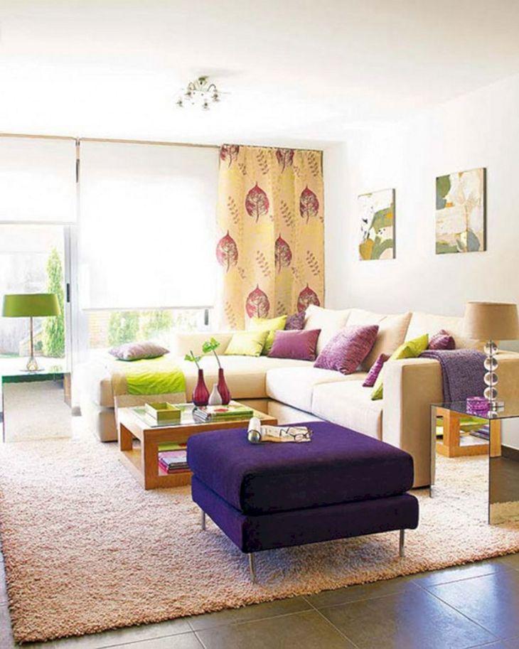 Living Room Colorful Sofa 12