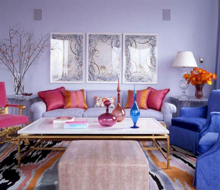 Living Room Colorful Sofa 9