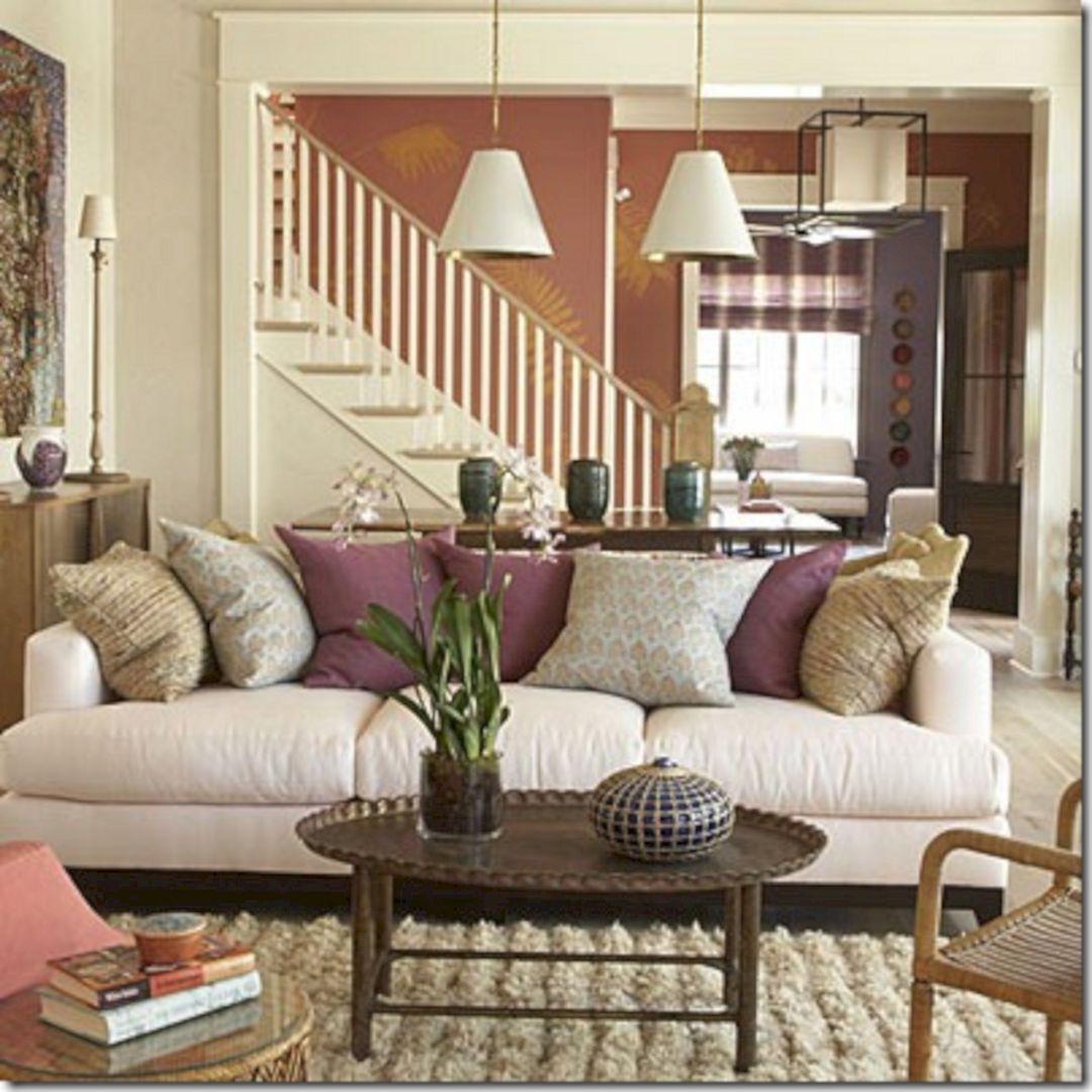 Living Room Pillow Ideas 181