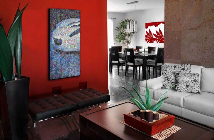 Living Room Wall Art Ideas 011