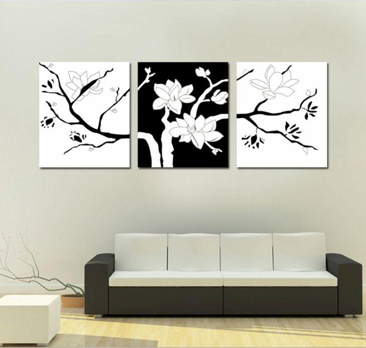 Living Room Wall Art Ideas 013