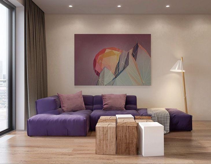 Living Room Wall Art Ideas 024