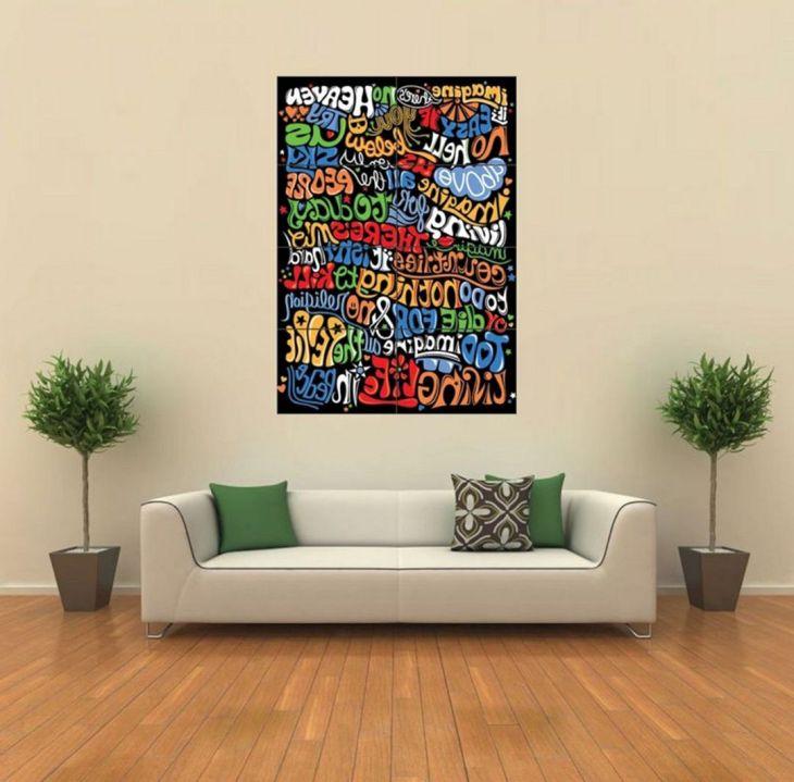 Living Room Wall Art Ideas 08