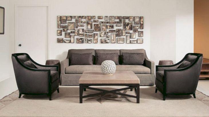 Living Room Wall Gallery Design 11