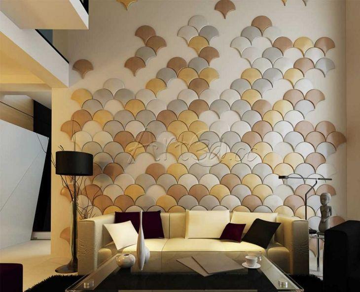 Living Room Wall Gallery Design 12