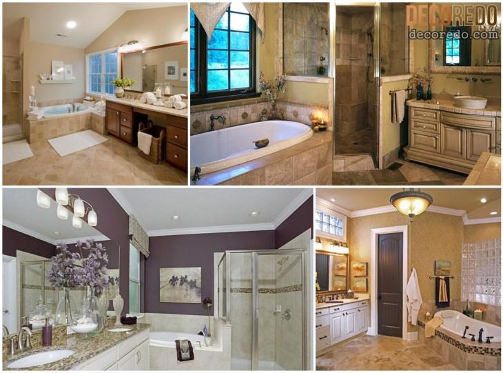 Master Bathroom Design and Decor