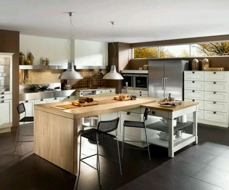 Modern Kitchen Design 16