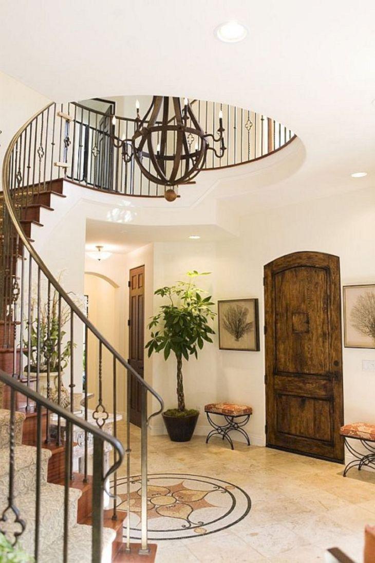 Modern Spiral Staircase Ideas 118