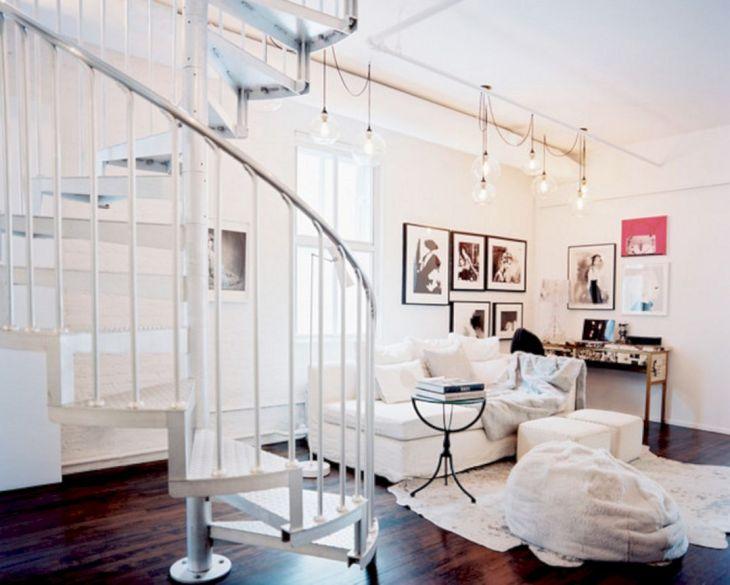 Modern Spiral Staircase Ideas 120