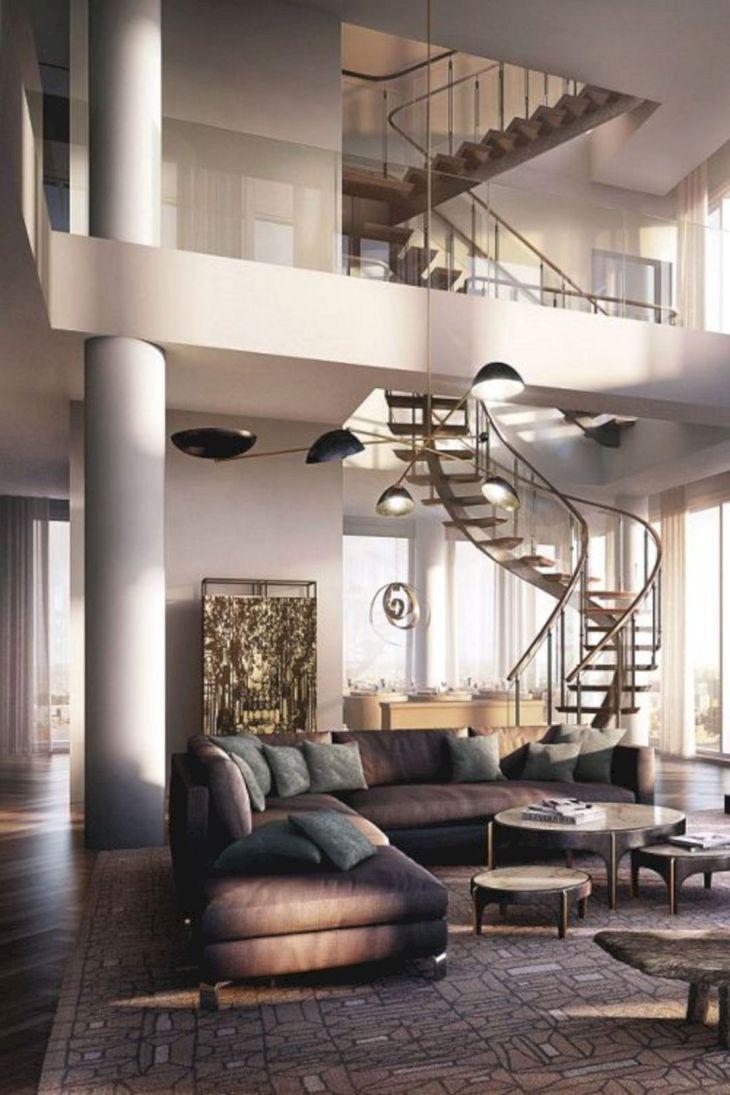 Modern Spiral Staircase Ideas 122