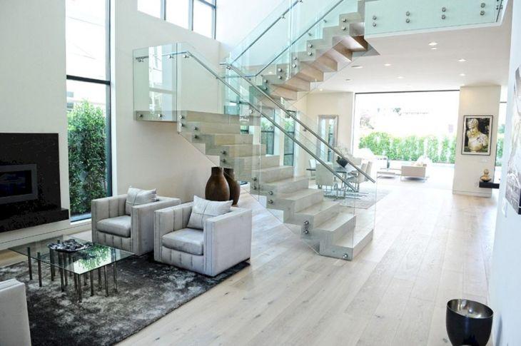 Modern Spiral Staircase Ideas 18