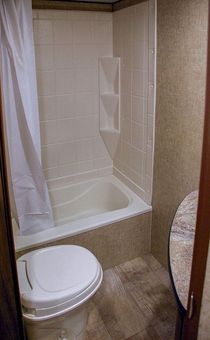 RV Bathroom Shower 010