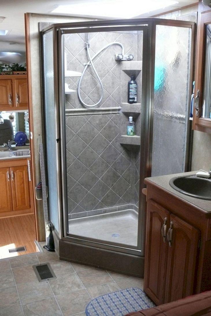 RV Bathroom Shower 012