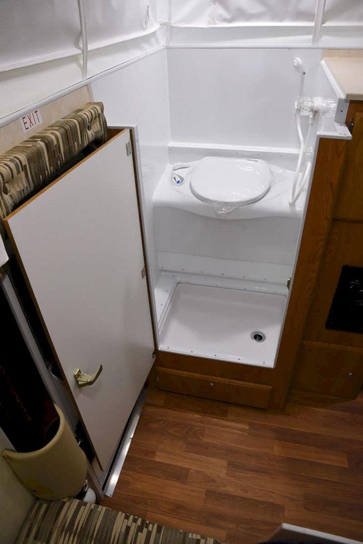 RV Bathroom Shower 013