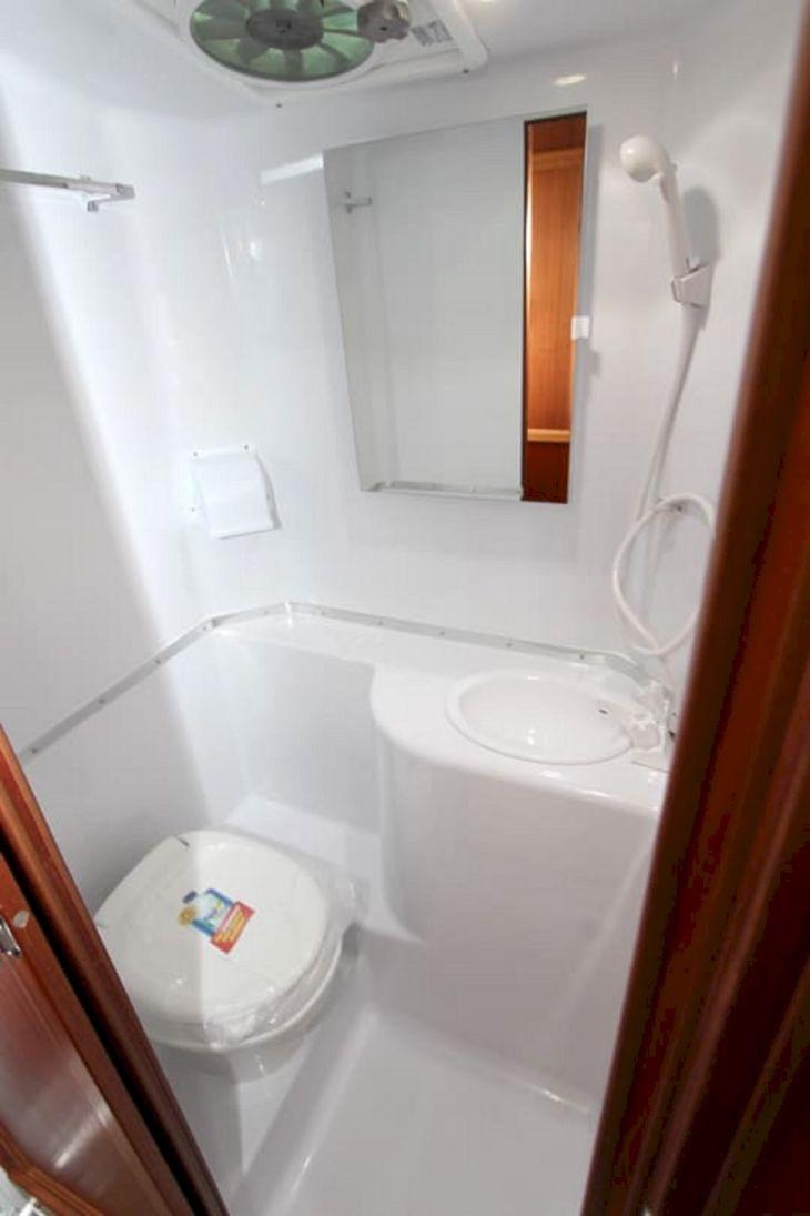 RV Bathroom Shower 014