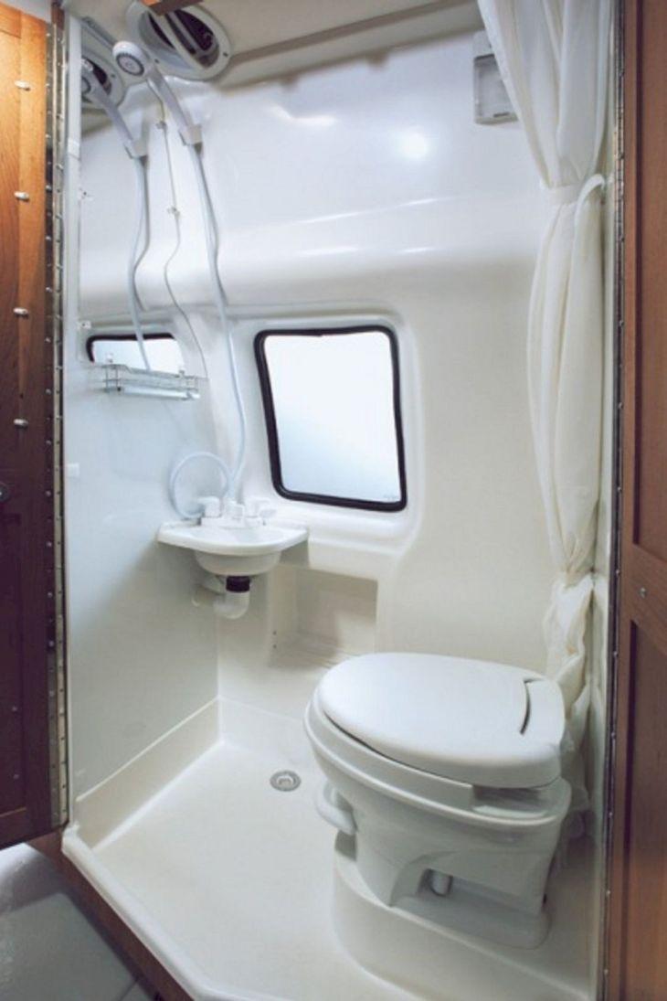 RV Bathroom Shower 016