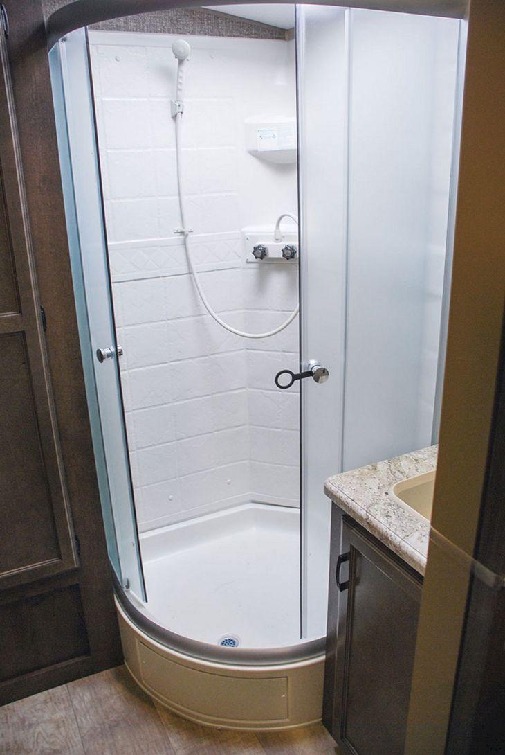 RV Bathroom Shower 026