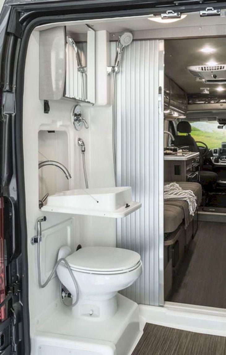 RV Bathroom Shower 030