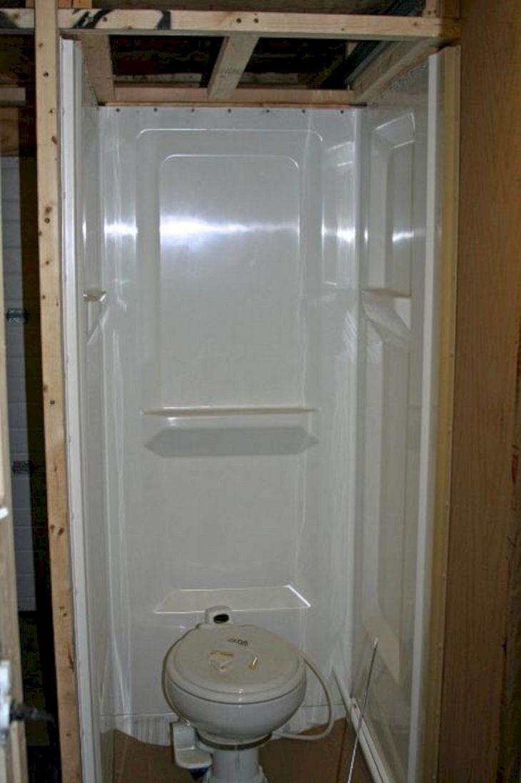 RV Bathroom Shower 08