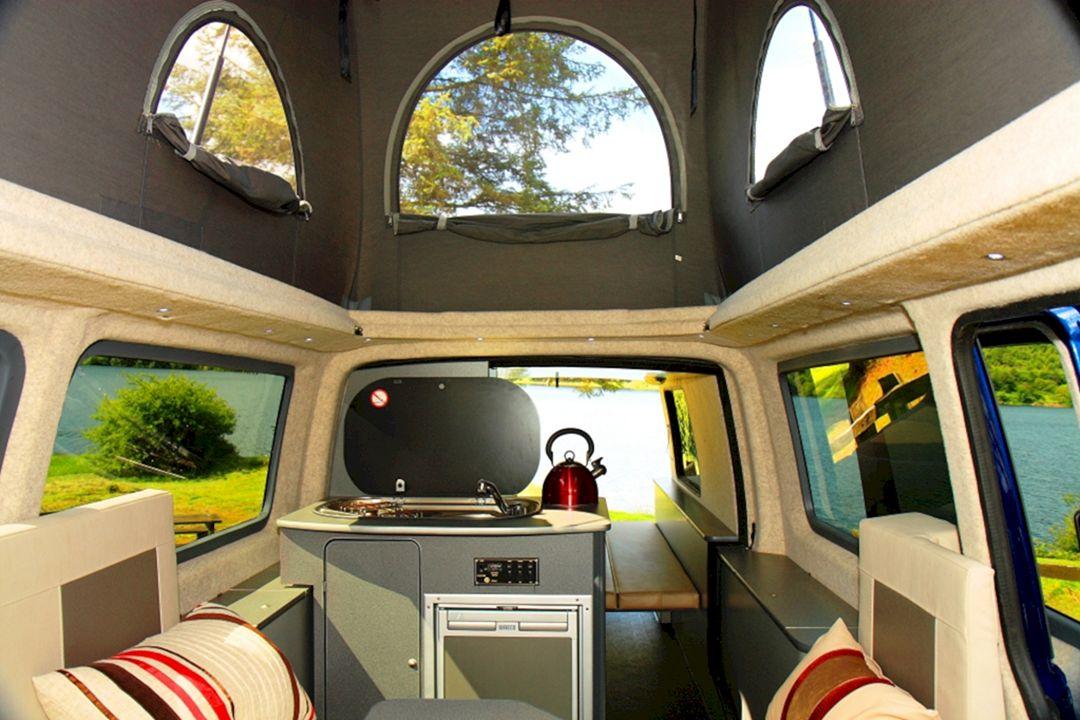 RV & Camper Van Interior Design 10