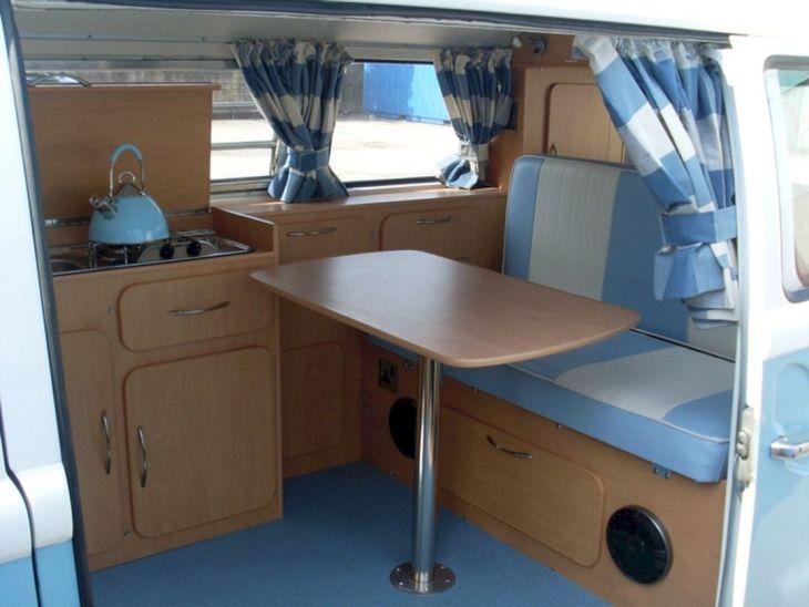 RV & Camper Van Interior Design 140