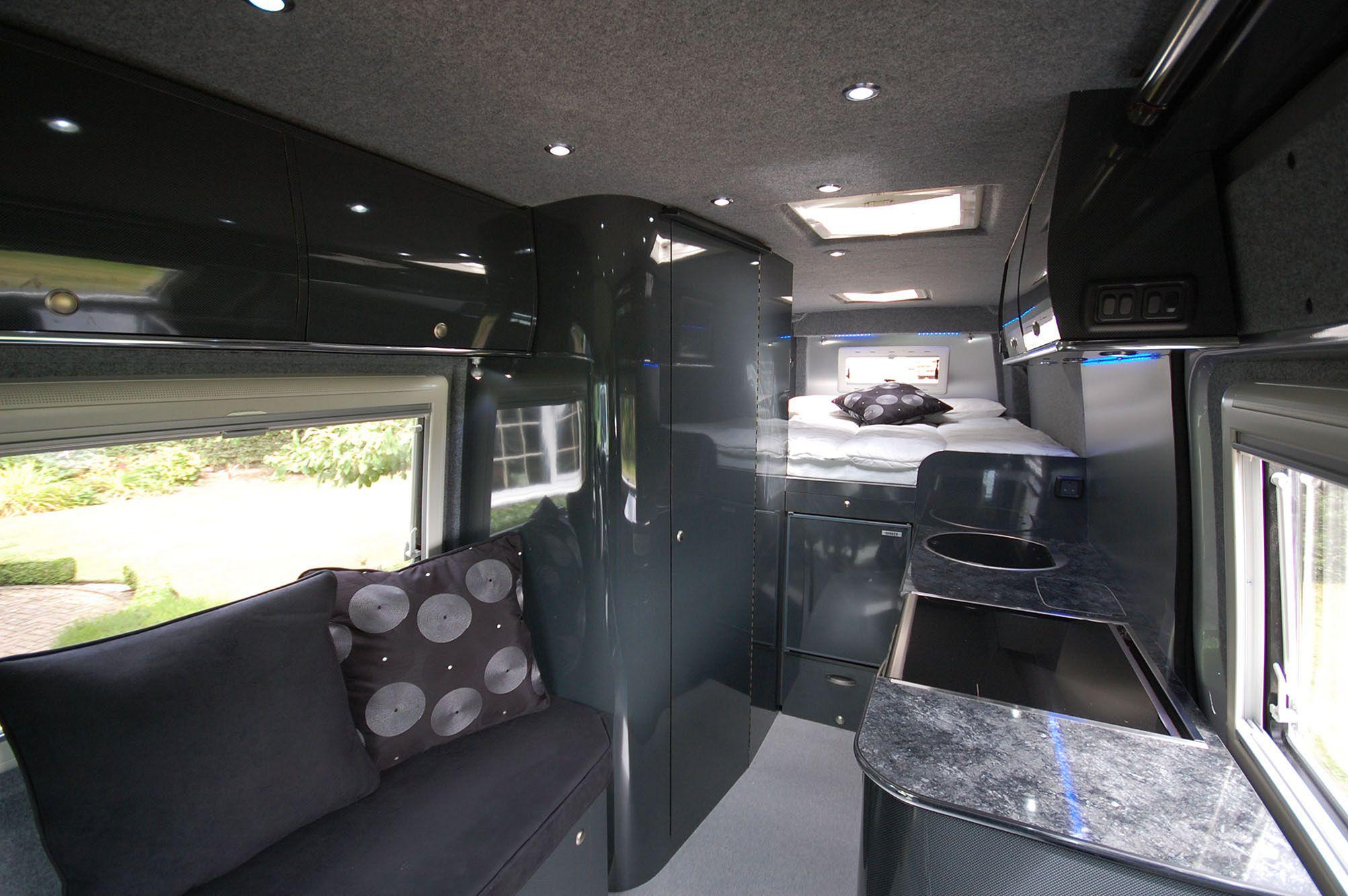 RV & Camper Van Interior Design 150