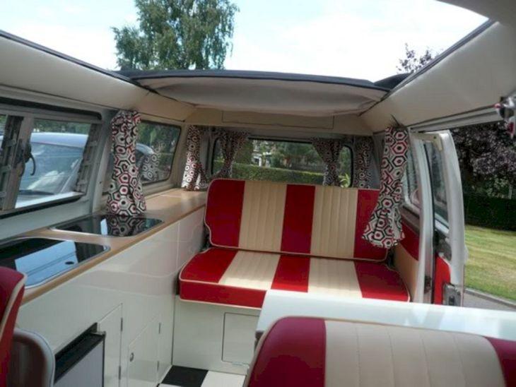 RV & Camper Van Interior Design 180