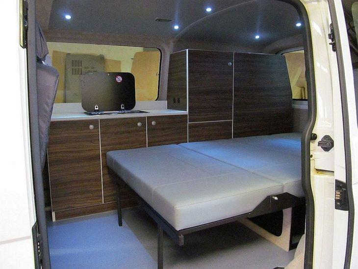 RV & Camper Van Interior Design 20